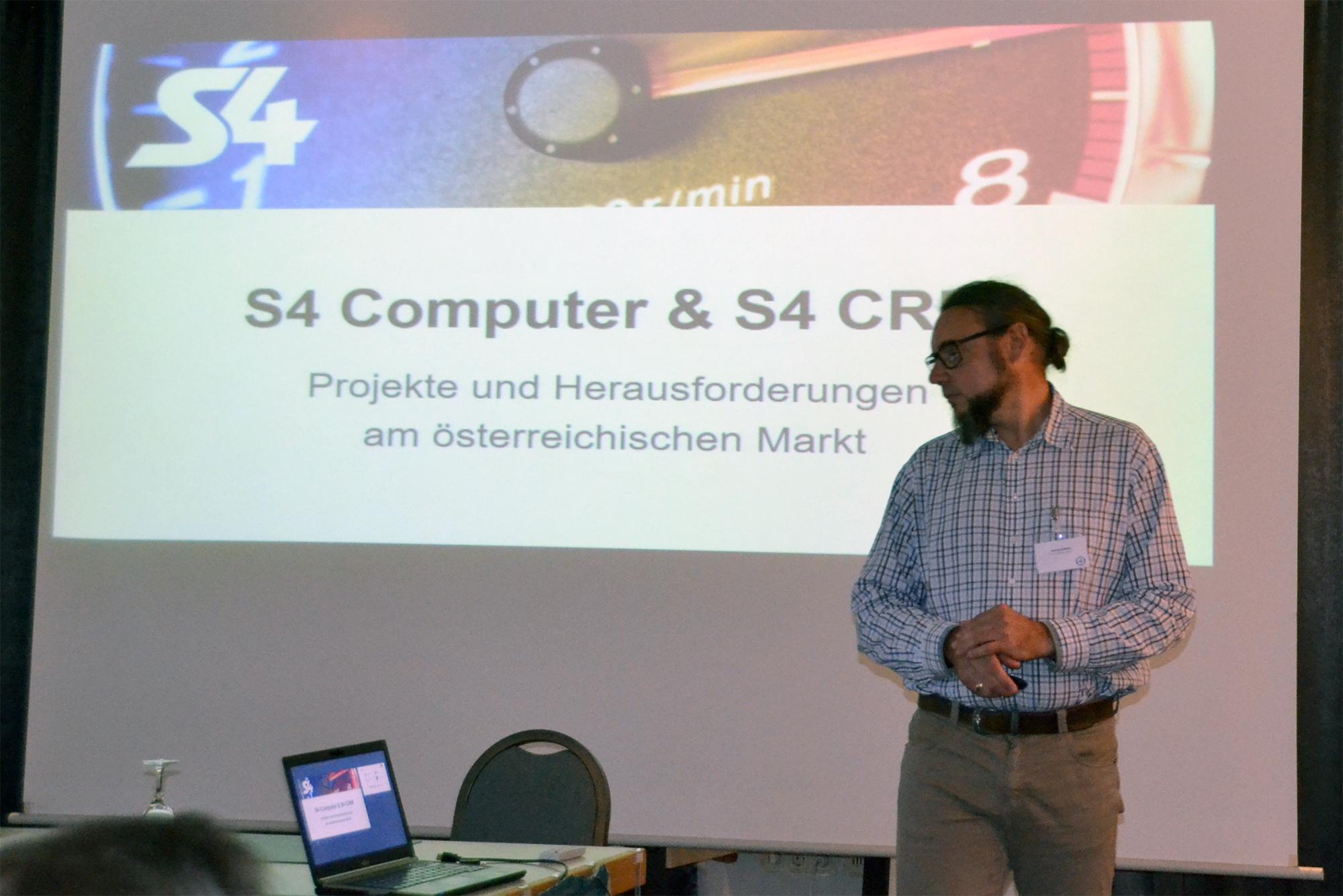 OPEL CATCH-Anwendertreffen 2019 - Gastvortrag S4 Computer Österreich